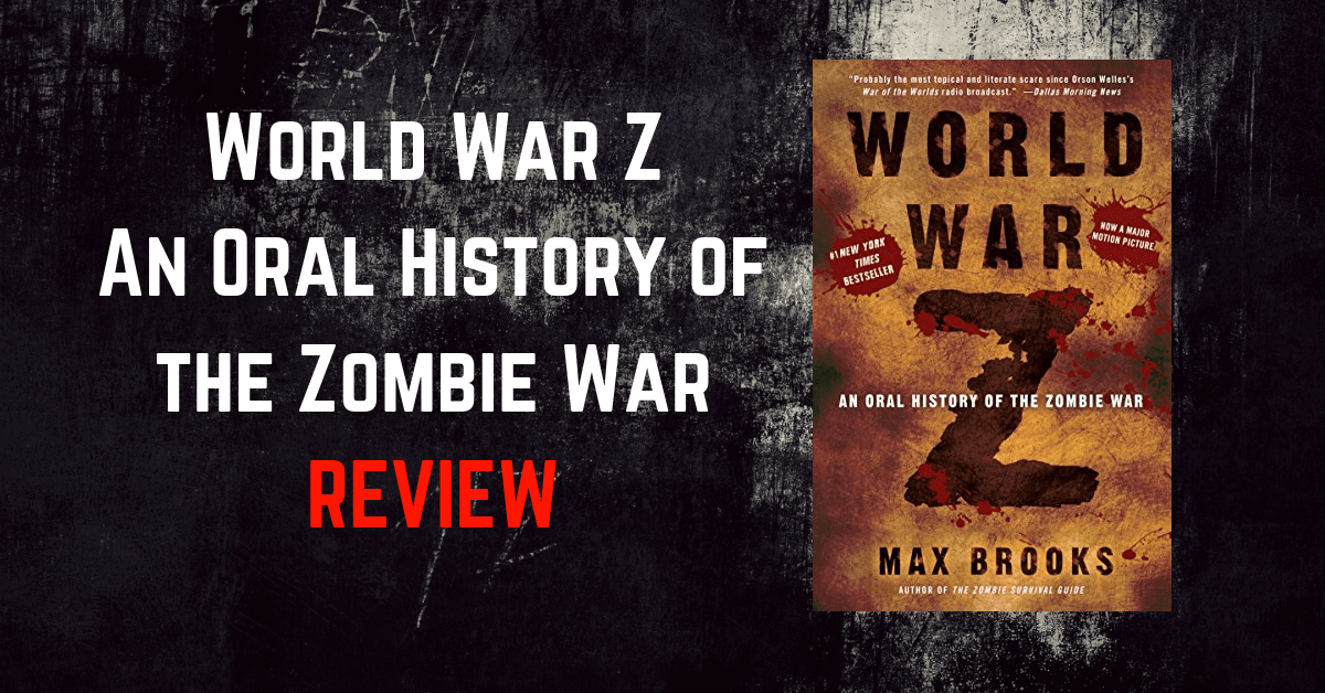 world war z book vs movie